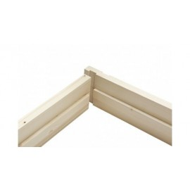"Door Lining Set 6'6""x2'6""/2'9"" 32x138 With Stops"