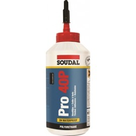 SOUDAL PU Wood Adhesive 750 ml