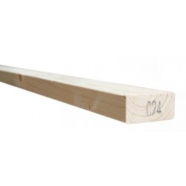 Untreated Timber 2x4''  (47x95mm) 3.0m