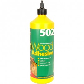 Fast Drying PVA Wood Adhesive 1 l