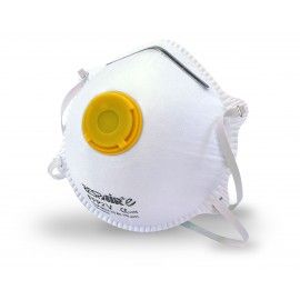 Valved Respirator