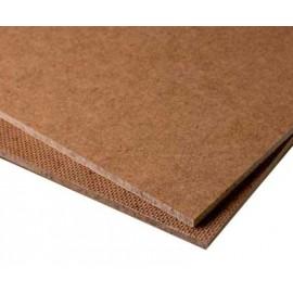 Standard Grade Hardboard 1220x2440x3mm (8'x4')
