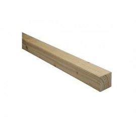 Treated timber 2x2''  (47x47mm)  3.6m