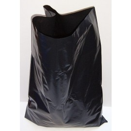Black Rubble Bags   Pack of 100