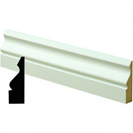 Primed MDF Ogee Architraves 18x69 4.2m