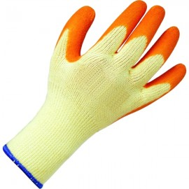 Orange Builders Gloves