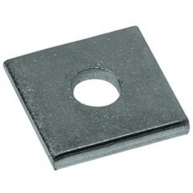 Square Plate Washers  50x50mm  M12  100 Pack