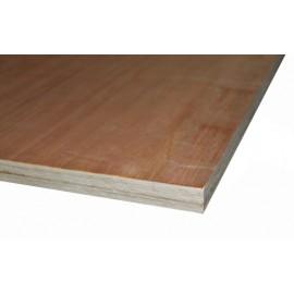 WBP Hardwood Plywood CE2+E1 EN636-2 1220x2440x12mm (8'x4')